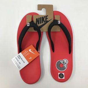 Nike Women's Bella Kai Flip Flops NWT